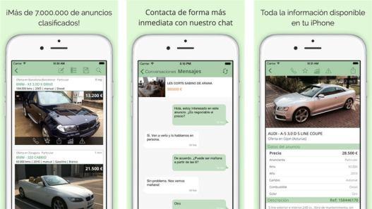 app Milanuncios