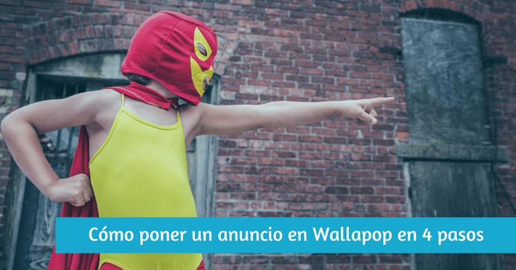 como poner un anuncio en wallapop