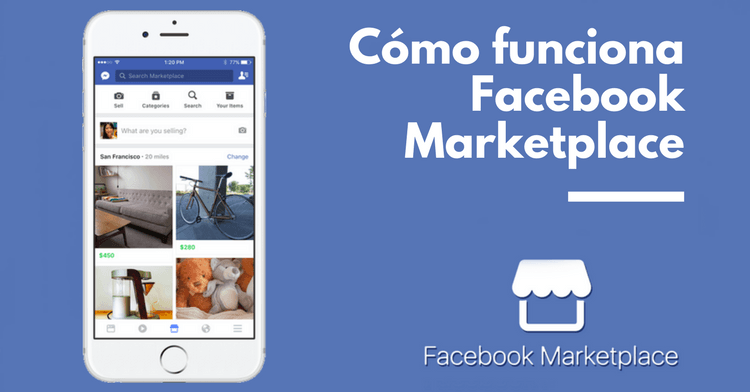como funciona facebook marketplace