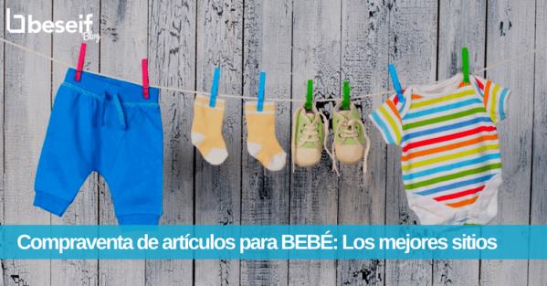compra venta articulos bebe