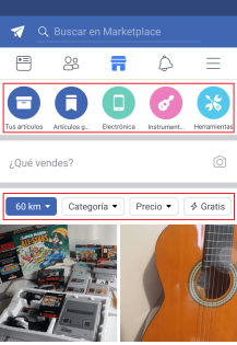 comprar facebook marketplace