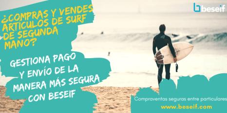 beseif surf segunda mano