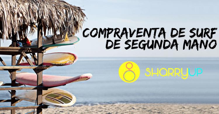 surf segunda mano sharryup