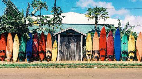 tablas de surf segunda mano