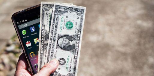 pagar por internet entre particulares