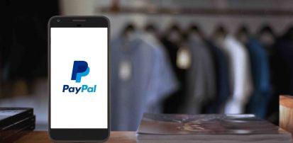 metodo de pago paypal