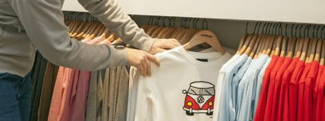 Vender camisetas personalizadas
