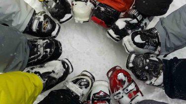botas nieve segunda mano