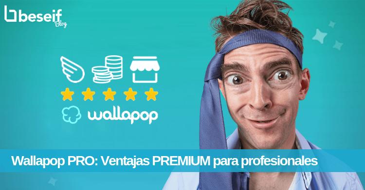 wallapop pro tiendas profesionales